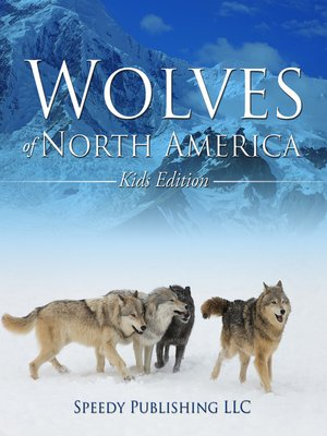 cover image of Wolves of North America